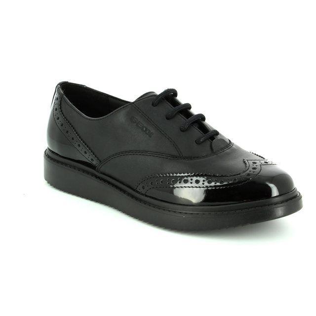 Geox Everyday Shoes - Black - J744FE/C9999 THYMAR GIRL E