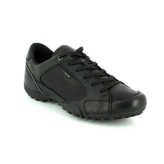 Geox Casual Shoes - Black - U7407A/C9999 UOMO SNAKE A
