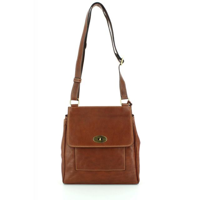 Gianni Conti Body Bag Class C914064-25 Tan handbag