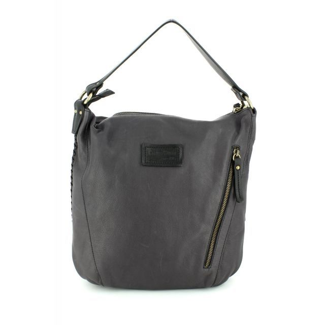 Gianni Conti Bucket Bag 1483744-83 Grey handbag