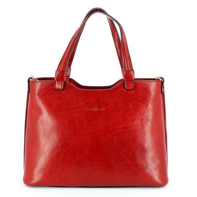 Gianni Conti Hobo Antiqued 9403025-80 Red handbag