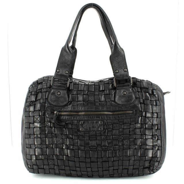 Gianni Conti Hobo Interweave 4503358-10 Black handbag