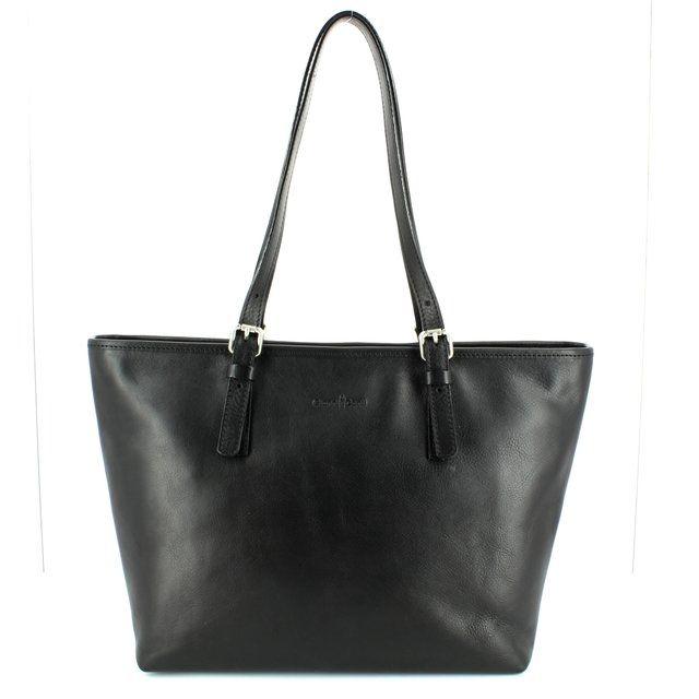 Gianni Conti Handbag - Black - C913180/10 SHOULDER BACK
