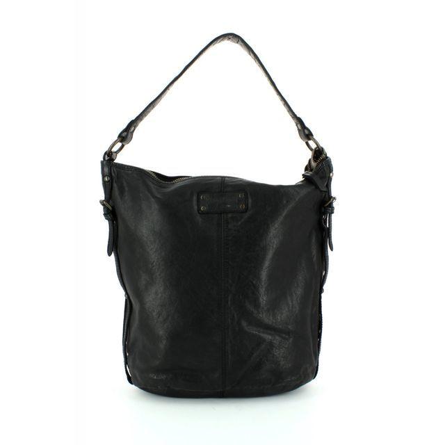 Gianni Conti Handbag - Black - 4203354/10 SLOUCHY