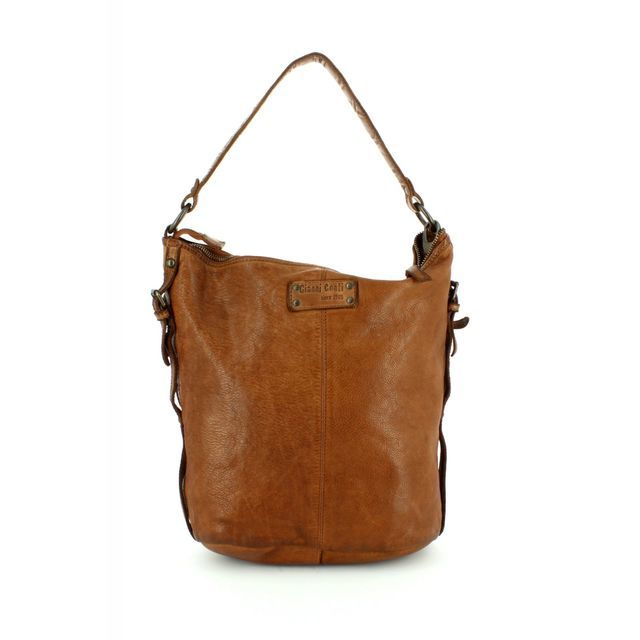 Gianni Conti Slouchy 4203354-25 Tan handbag