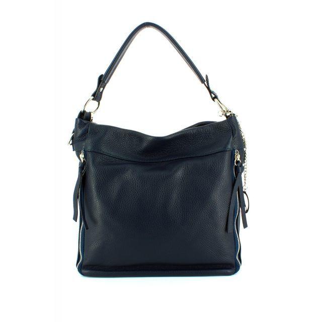 Gianni Conti Slouchy Alex Co 0136721-40 Blue handbag