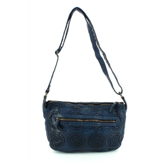 Gianni Conti Handbag - Blue - 4303353/43 SML SHOULD