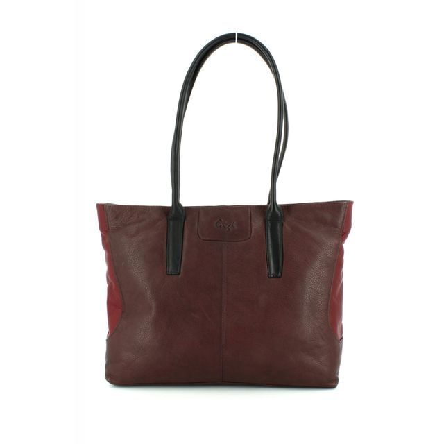 Gigi Handbag - Brown multi - 9132/20 9132