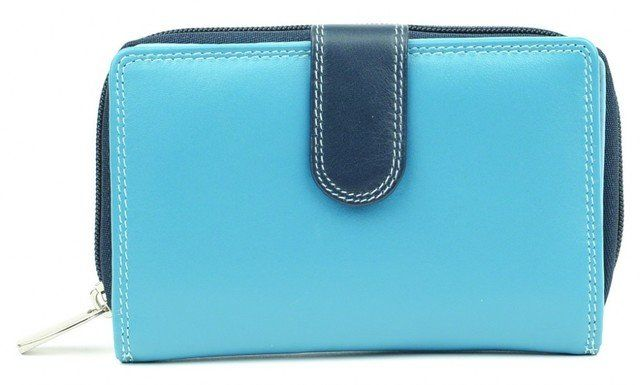 Golunski 0304-70 Blue multi purse