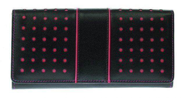 Golunski Flapove 3505-30 Black multi purse