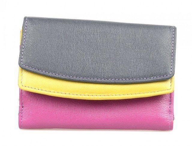 Golunski Sml Med 0885-70 Navy multi purse
