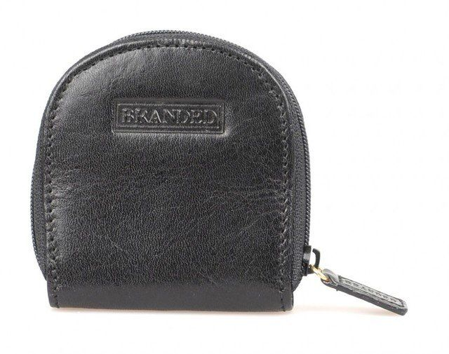 Golunski Sr033  Ziptr 0333-00 Black purse