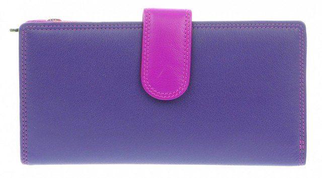 Golunski Tabpu 7148-40 Purple multi purse
