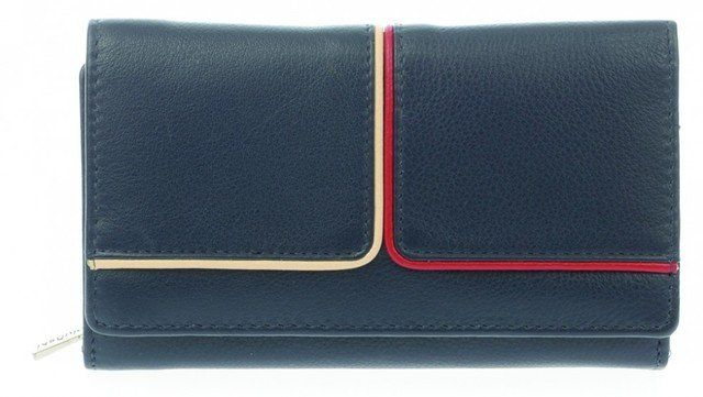 Golunski Purse - Navy multi - 1923/70 1-923 ZIP PURSE