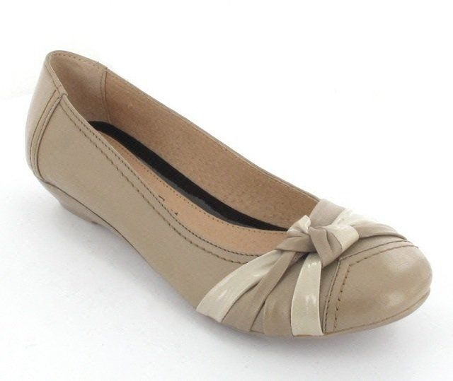 Heavenly Feet Pumps - Beige multi - 2002/50 CADIZ  WIDE FI