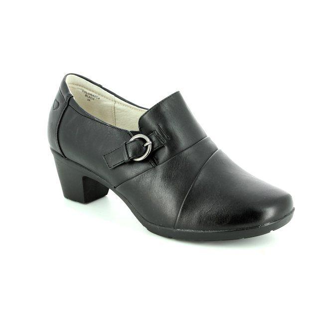 Heavenly Feet Colorado 4 7219-30 Black shoe-boots