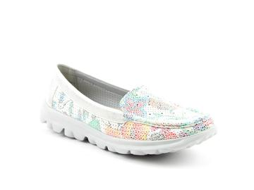 Heavenly Feet Loafers - Floral print - 9104/40 SUNFLOWER