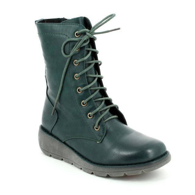 Heavenly Feet Ankle Boots - Teal blue - 7217/70 WALKER 2