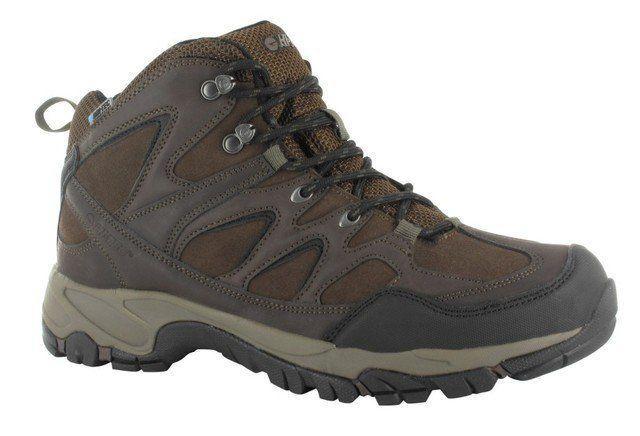 Hi-Tec Altitude Mid 4816-41 Brown boots