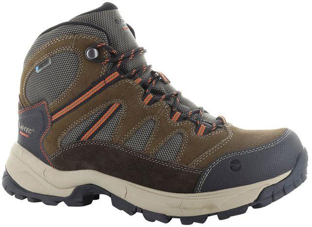 Hi-Tec Boots - Charcoal - 6304/44 BANDERA LITE WP