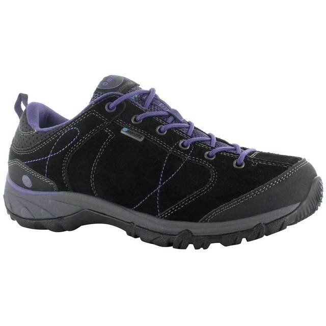 Hi-Tec Bellini Low 5699-21 Black multi lacing shoes