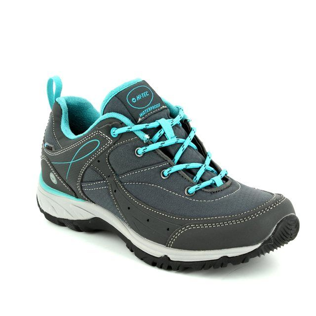 Hi-Tec Bijou Low 5930-53 Grey multi lacing shoes