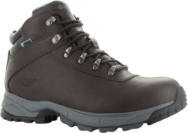 Hi-Tec Boots - Brown leather - 6607/41 EUROTREK LITE M