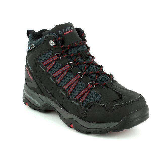 Hi-Tec Forza Lite 5711-21 Black multi boots