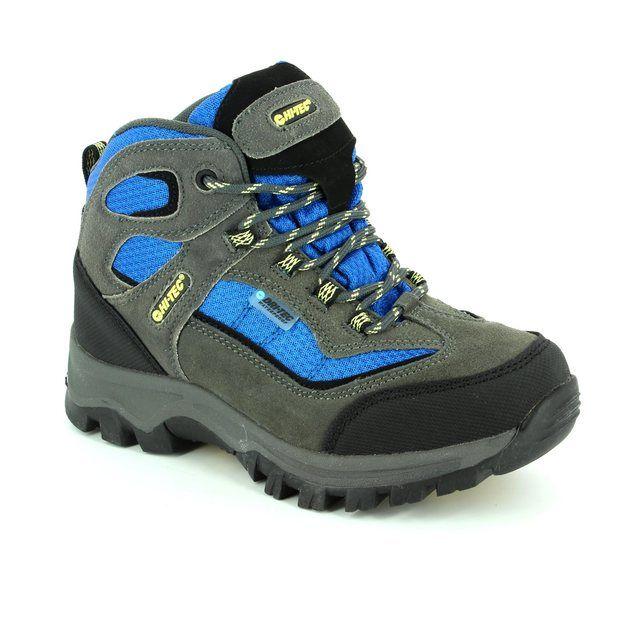 Hi-Tec Hillside Wp 4194-51 Charcoal school shoes