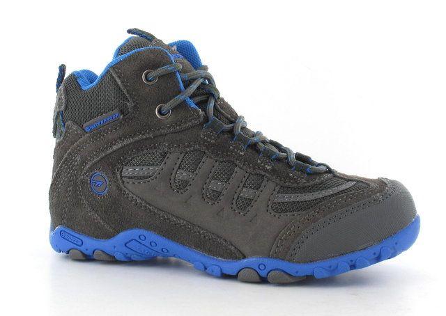 Hi-Tec Boots - Charcoal - 2747/51 J PENRITH MID