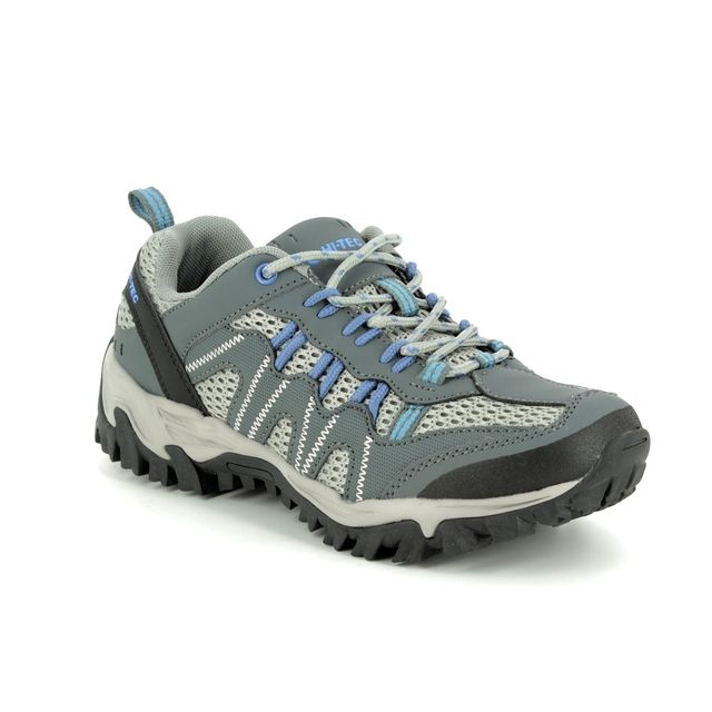 Hi-Tec Walking Shoes - Grey multi - 0003/22 JAGUAR WOMENS