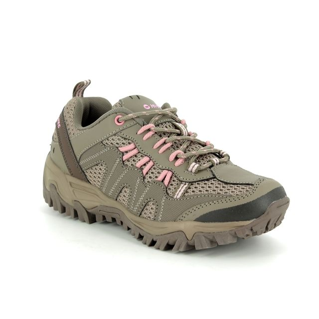 Hi-Tec Walking Shoes - Taupe multi - 0003/43 JAGUAR WOMENS