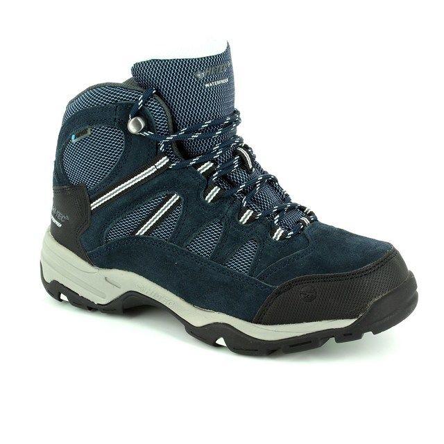 Hi-Tec Walking Boots - Navy - 5366/31 L BANDERA MID