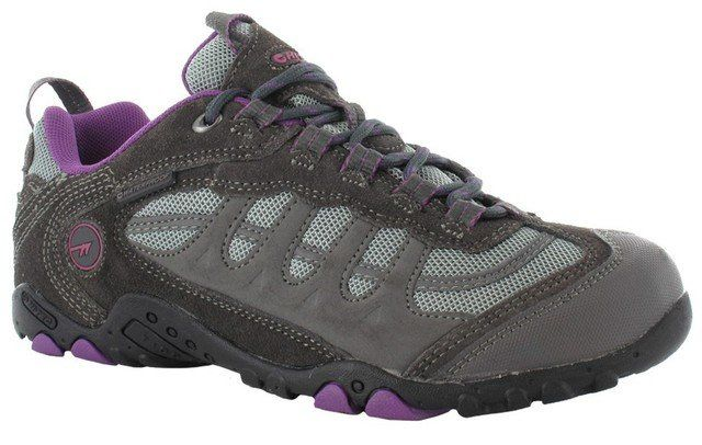 Hi-Tec Walking Boots - Charcoal - 2869/00 L PENRITH LOW