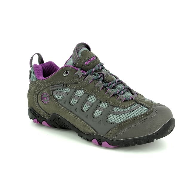 Hi-Tec Walking Shoes - Charcoal - 2869/00 L PENRITH LOW