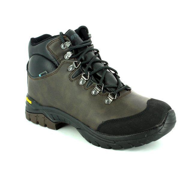 Hi-Tec Boots - Brown - 2926/41 M LAKELAND