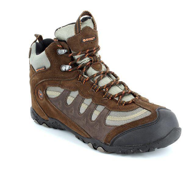 Hi-Tec Walking Boots - Chocolate brown - 0265/41 PENRITH MID