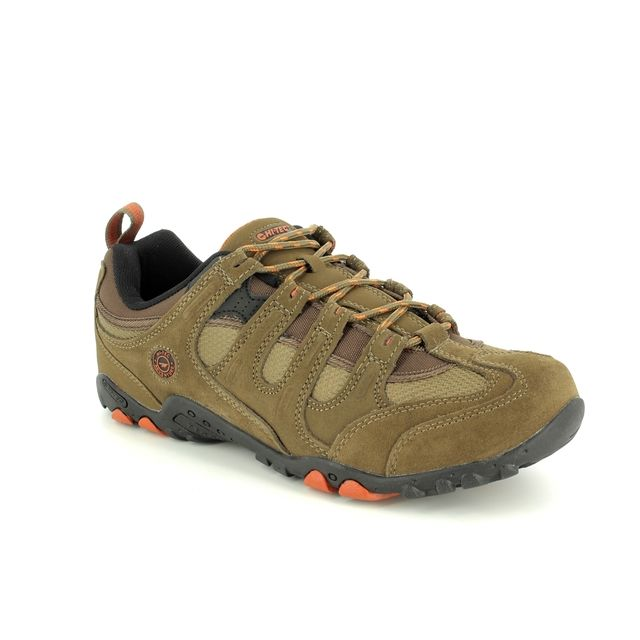 Hi-Tec Casual Shoes - Chocolate brown - 5551/41 QUADRA CLASSIC