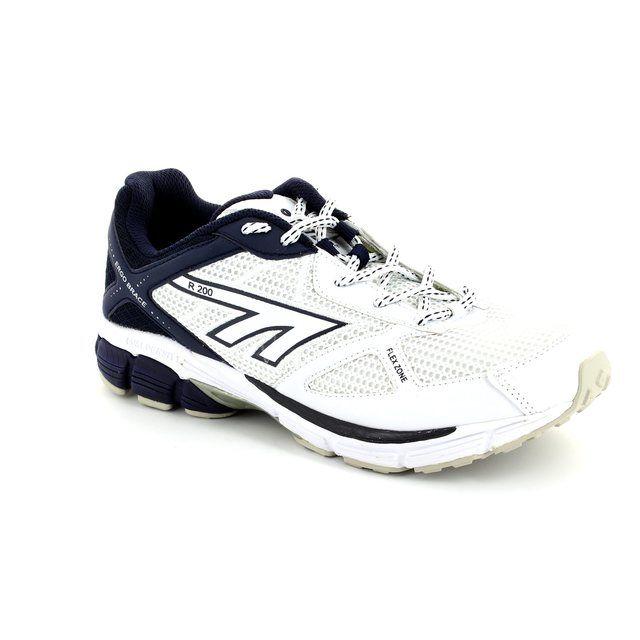 Hi-Tec R200 5291-11 White multi trainers