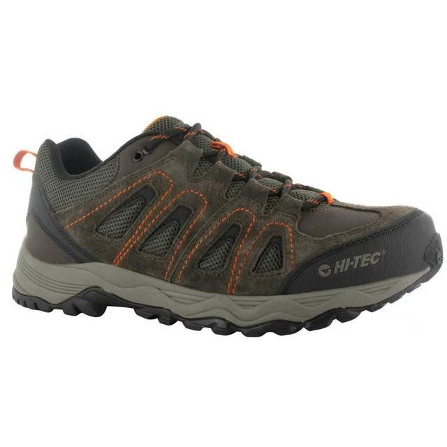 Hi-Tec Signal Hill 5803-41 Dark taupe casual shoes