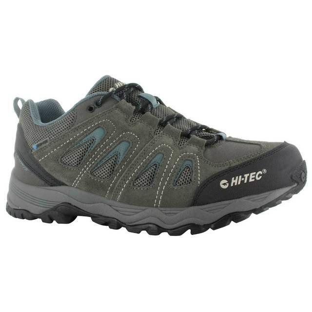 Hi-Tec Casual Shoes - Dark Grey - 5803/51 SIGNAL HILL