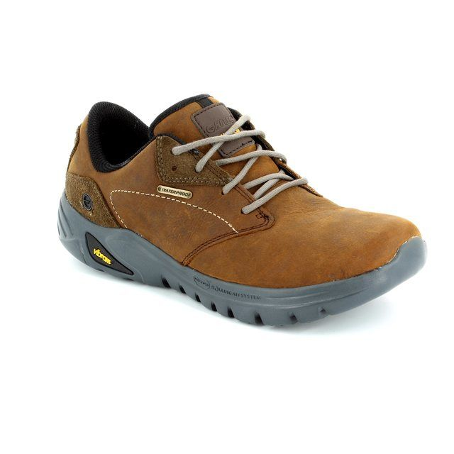 Hi-Tec Witton 4917-41 Brown casual shoes