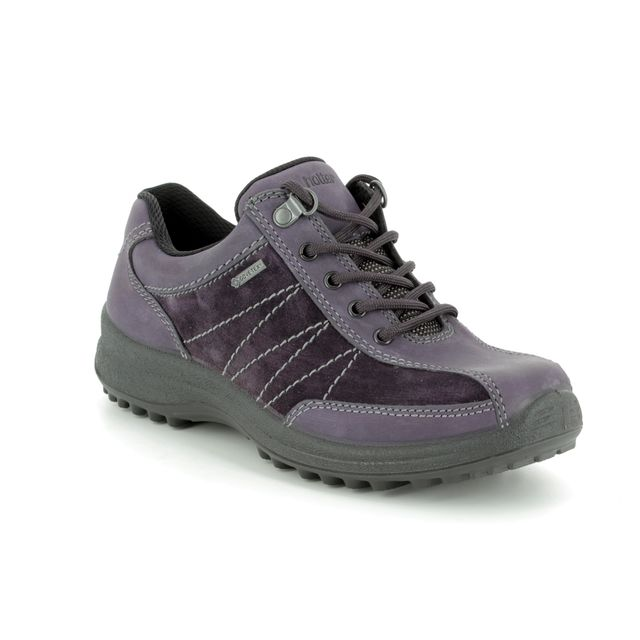 Hotter Walking Shoes - Purple - 8113/95 MIST Gore-Tex E FIT