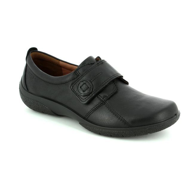 Hotter Comfort Shoes - Black - 7203/30 SUGAR