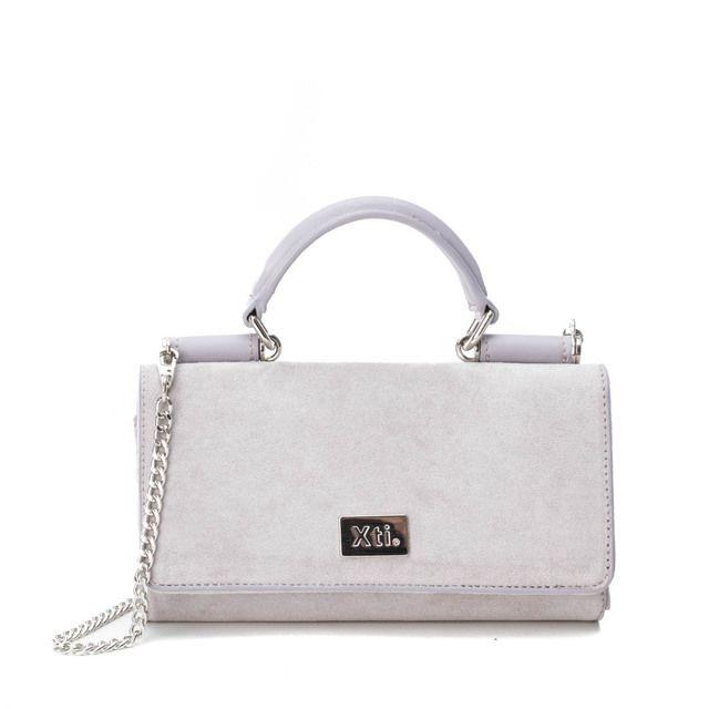 XTI Matching Handbag - Light Grey - 08611101 HUMESP BAG