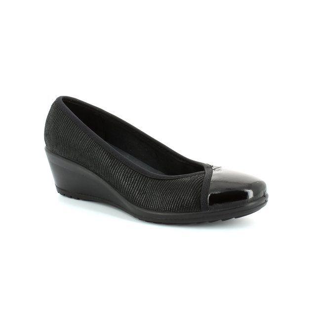 IMAC Ambra 32280-4200011 Black multi comfort shoes
