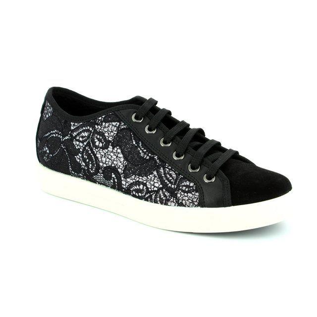 IMAC Lacing Shoes - Black - 72156/0146001 ANTAGLO