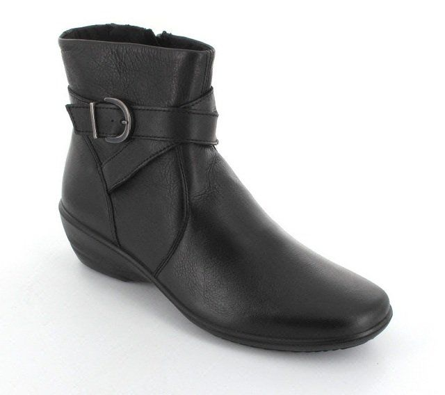 IMAC Ariankle 21891-1740011 Black ankle boots