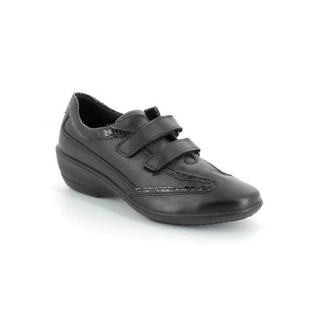 IMAC Ariel 9164-13 Black lacing shoes