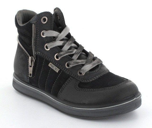 IMAC Aygozip Hi 23778-2810001 Black boots